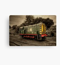 Severn Valley Gronk  Canvas Print