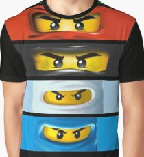 ninjago Graphic T-Shirt