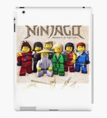 ninjago iPad Case/Skin