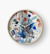 Larmes d'un clown - Darryl Ary Horloge
