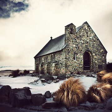 good shepherd by simongleeson