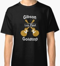 GIBSON LES PAUL SHIRT Classic T-Shirt