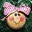 Gingerbread Girl by Glenna Walker