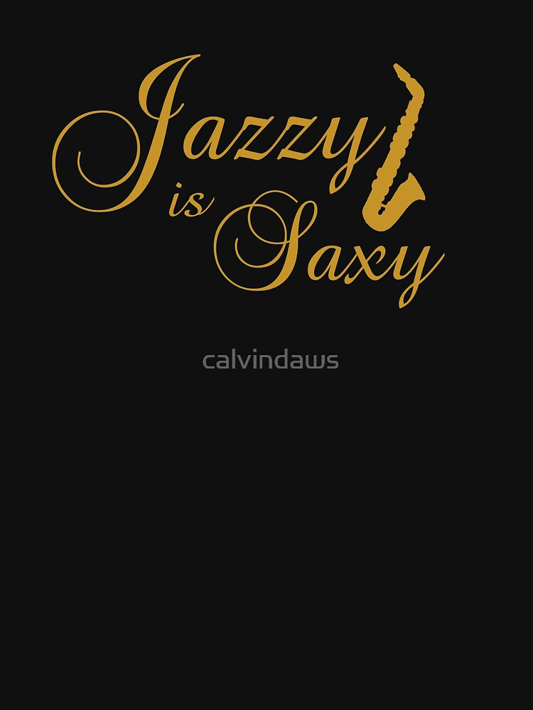 JAZZY SHIRT by calvindaws
