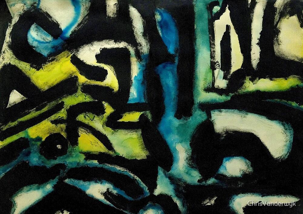 Deep calls unto Deep 1 by ChrisVanderwyk