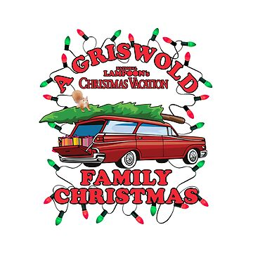 National Lampoon's - Xmas Station Wagon Variant by Purakushi