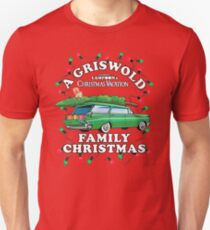 National Lampoon's - Xmas Station Wagon T-Shirt
