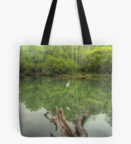 Reflections of Booragul Tote Bag