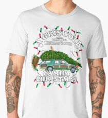 National Lampoon's - Christmas Tree Car Men's Premium T-Shirt
