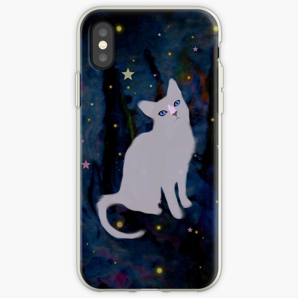 Forest cat iPhone Case & Cover