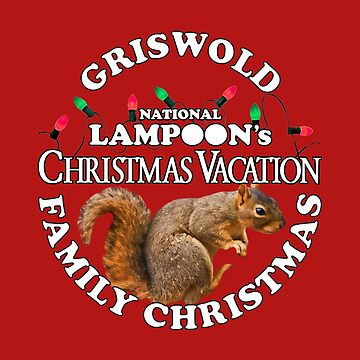 National Lampoon's - A Griswold Family Christmas Variant by Purakushi