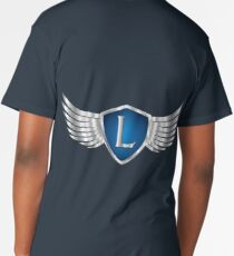 League of Legends LOGO Custom Digital Artwork Men's Premium T-Shirt