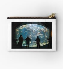 Aquarium Shadows Studio Pouch