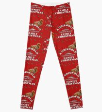 National Lampoon's - A Griswold Family Christmas Leggings