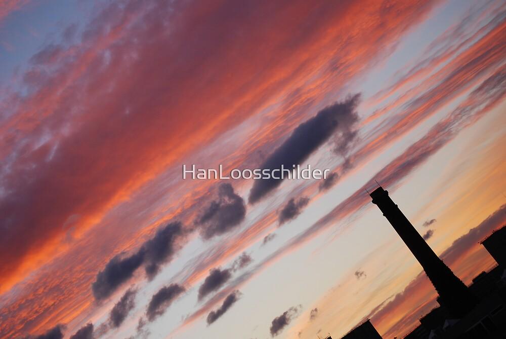 Jewelled Sky by HanLoosschilder