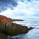 Pano Seascape by Annette Blattman