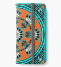 Thunder Beings Orange iPhone Wallet/Case/Skin