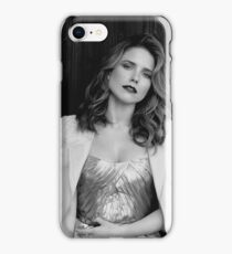 Sophia bush iPhone Case/Skin