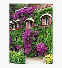 Ligurian coast Photographic Print