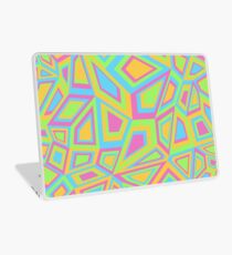 Poppin Poly Quads Laptop Skin