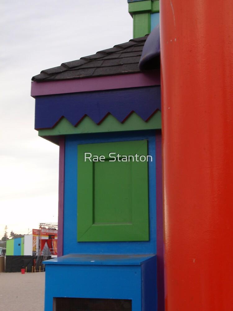 cruz colour by Rae Stanton