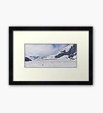 Athabasca Glacier.2 Framed Print