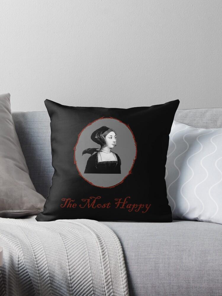 Anne Boleyn, The Most Happy by chihuahuashower