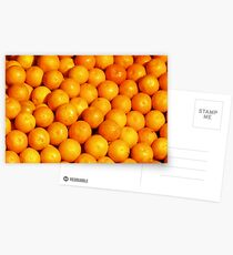 Oranges Postcards