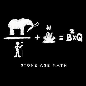 Stone Age Math 2 by MarkIrish