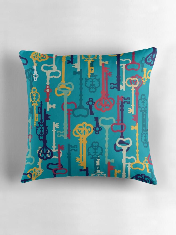 Keyes Decorative Pillow :