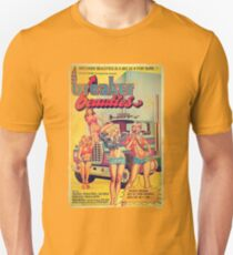 """Borrowed from dad"" - breaker beauties ,  old retro style T-Shirt"