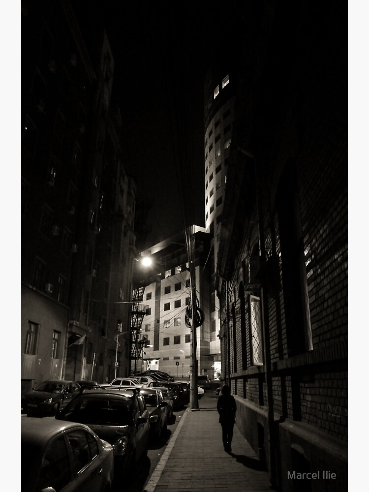 alley by imaruseru