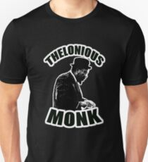 Thelonious Monk - High Priest of Bebop T-Shirt