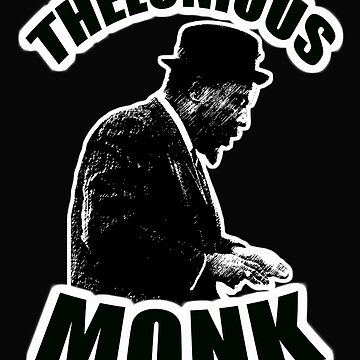 HD Thelonious Monk - High Priest of Bebop HIGH DEFINITION by mindthecherry