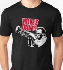HD Miles Davis - Prince Of Darkness HIGH DEFINITION Unisex T-Shirt