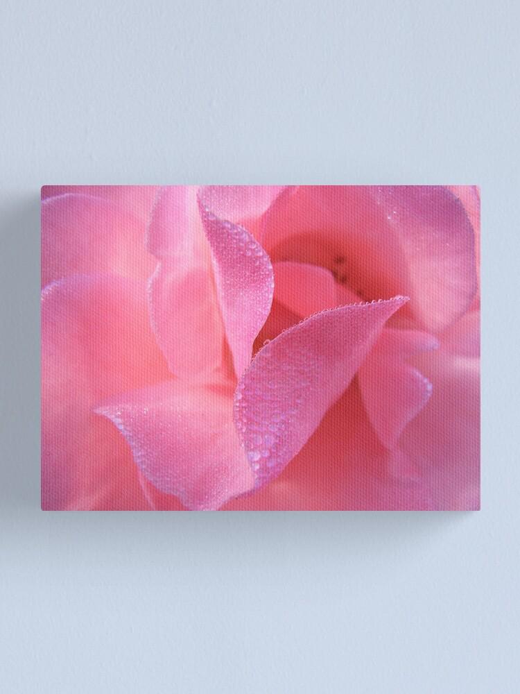 Alternate view of Rose Canvas Print