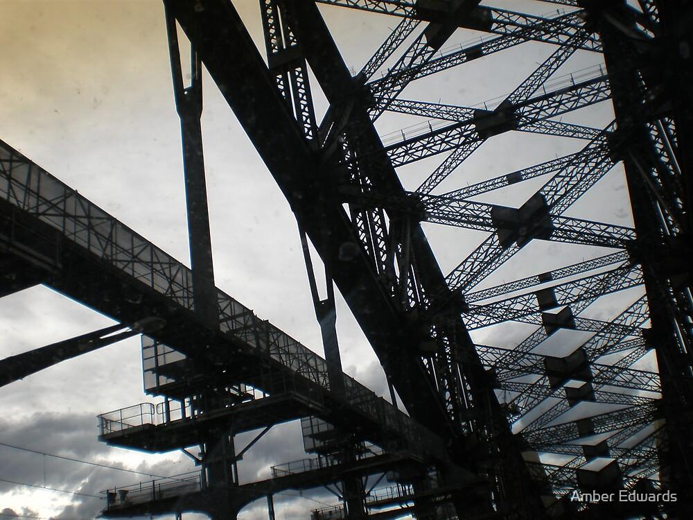 Sydney Harbour Bridge by Amber Edwards