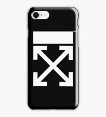 Off White v1.0 iPhone Case/Skin