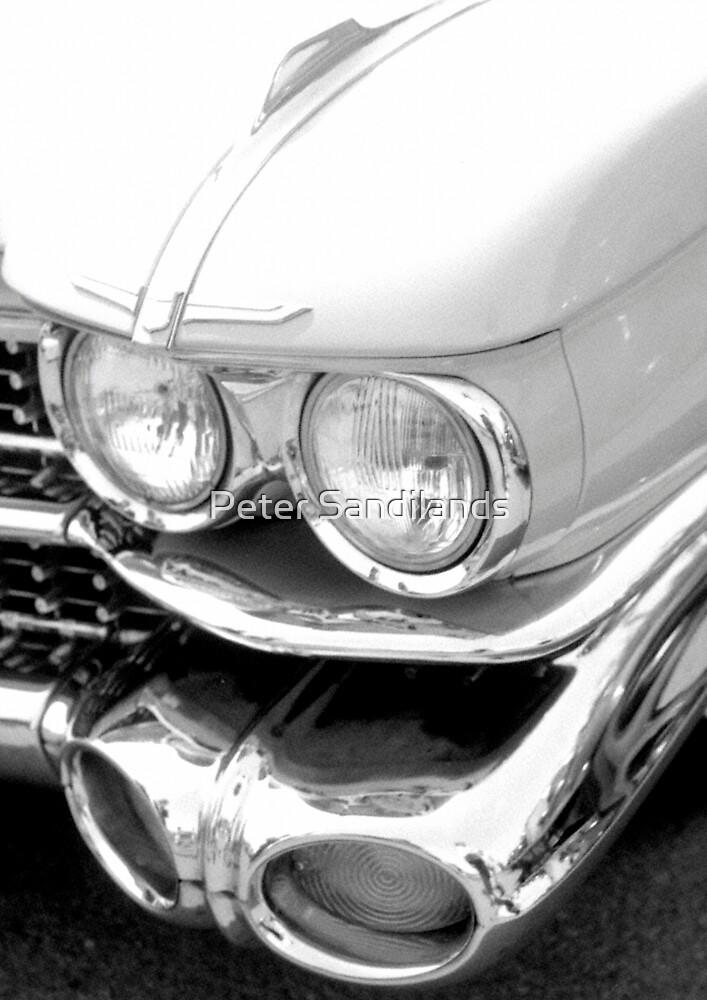 1959 Cadillac 6-litre Flat-top by Peter Sandilands