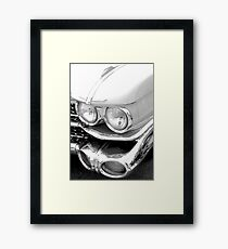 1959 Cadillac 6-litre Flat-top Framed Print
