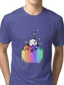 Sun Riseded Tri-blend T-Shirt