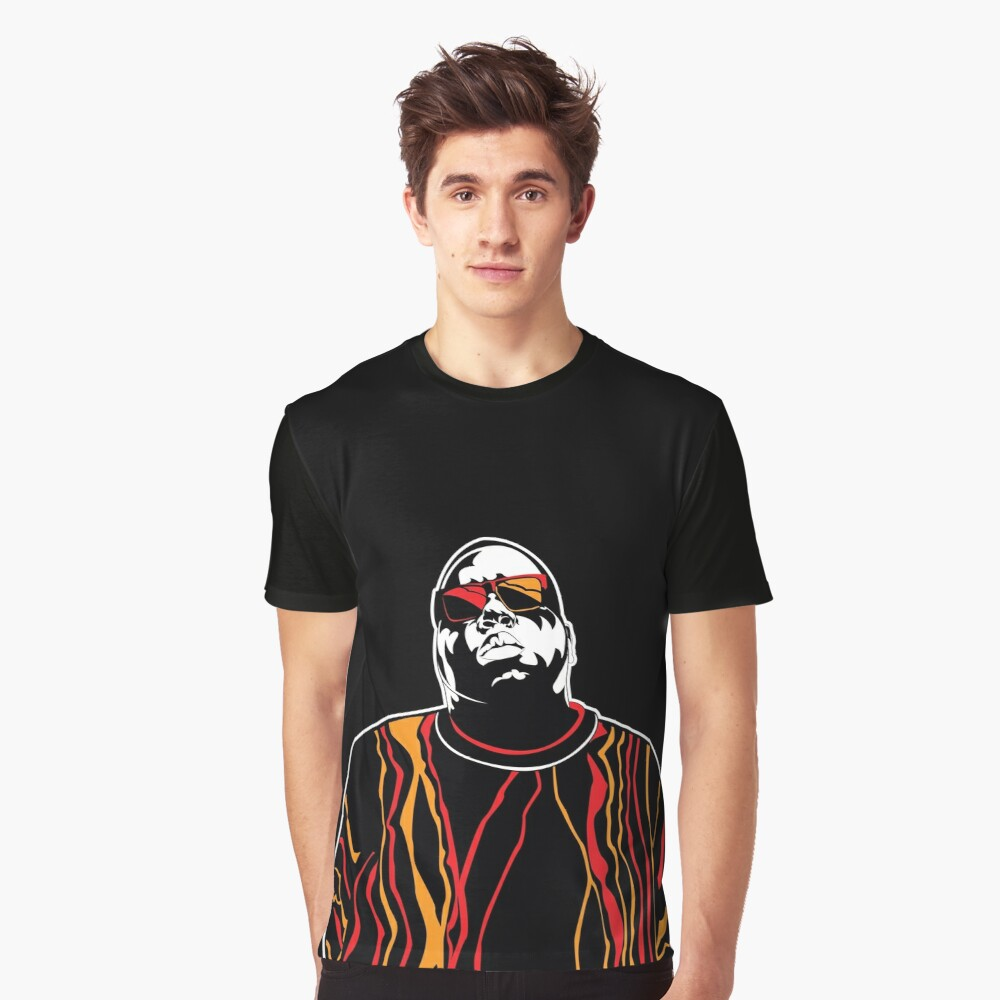 The Notorious B.I.G. - It was all a dream Graphic T-Shirt Front