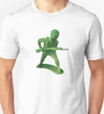 Toy Soldier Polygon Art T-Shirt
