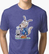 Classic Pals Tri-blend T-Shirt