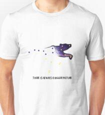 Big Dipper is not a constellation(black) T-Shirt