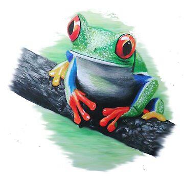 Treefrog by Kito26