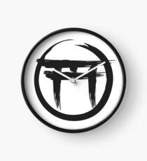Liberation Unleashed Logo Black Clock