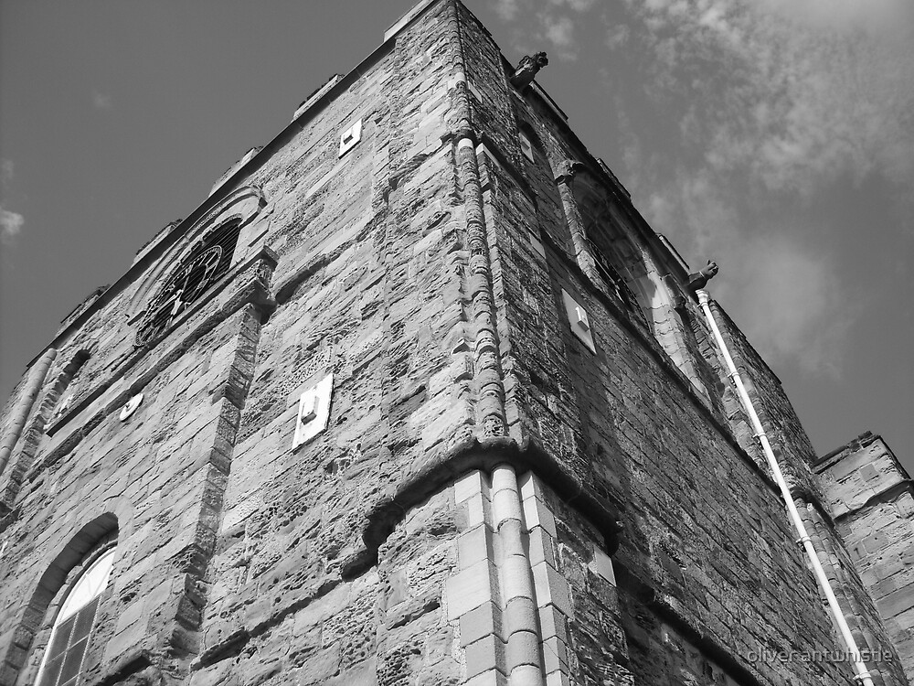 curch whitby by oliver antwhistle