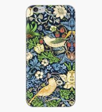 Art Nouveau Bird and Flower Tapestry iPhone Case