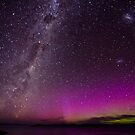 Tasmania and it's Southern Lights by Robert-Todd